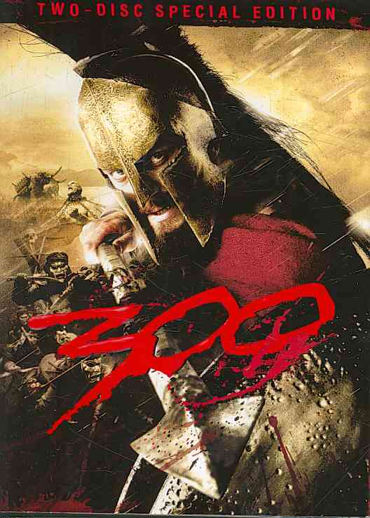 300 SPECIAL EDITION BY BUTLER,GERARD (DVD)